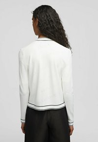 KARL LAGERFELD - Cardigan - off white - 2