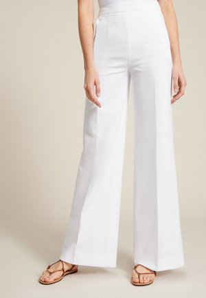 APPORTI - Trousers - bianco