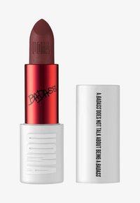 UOMA - BADASS ICON CONCERNTRATED MATTE LIPSTICK - Lipstick - brenda - 0