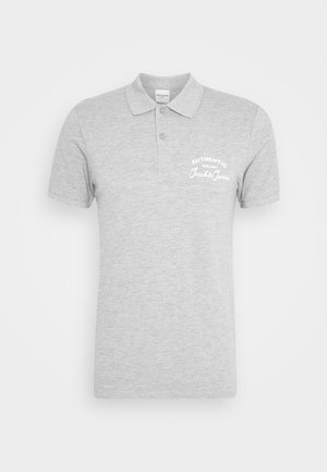 JJHERO  - Polo shirt - grey