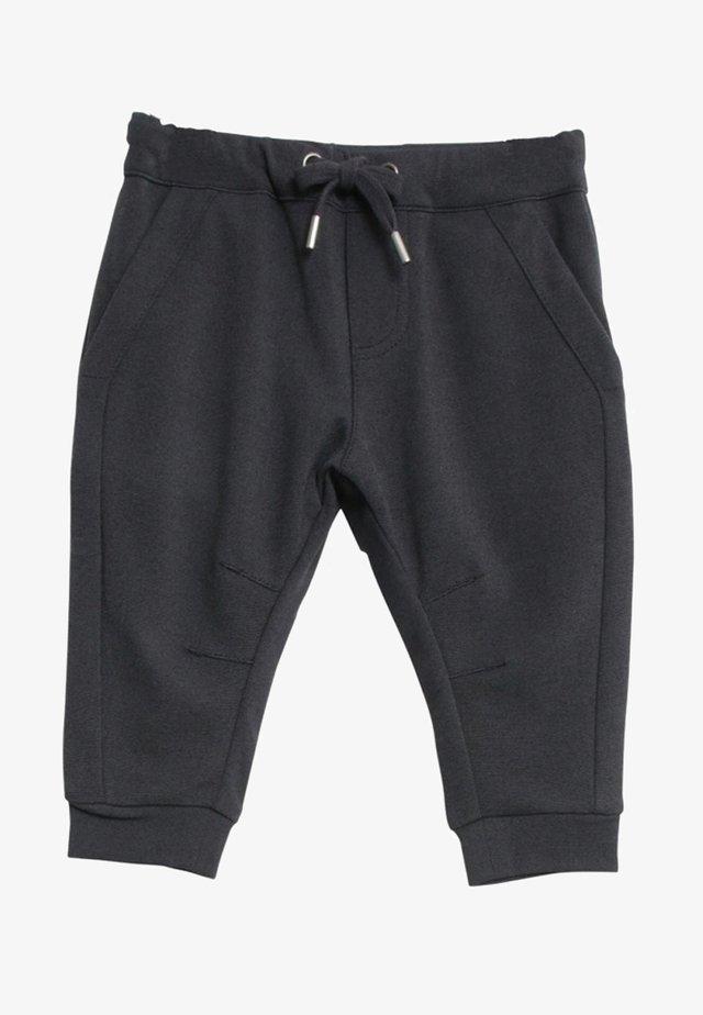 MAX - Tracksuit bottoms - dark blue melange