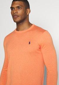 Polo Ralph Lauren Golf - PIMA CREWNECK - Jumper - true orange - 3