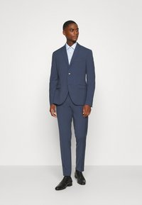 Isaac Dewhirst - PLAIN SMOKEY SUIT - Completo - blue - 0