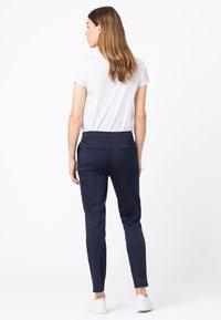 HALLHUBER - CHARLOTTE  - Trousers - dark blue - 2