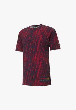 RED BULL RACING - Print T-shirt - night sky