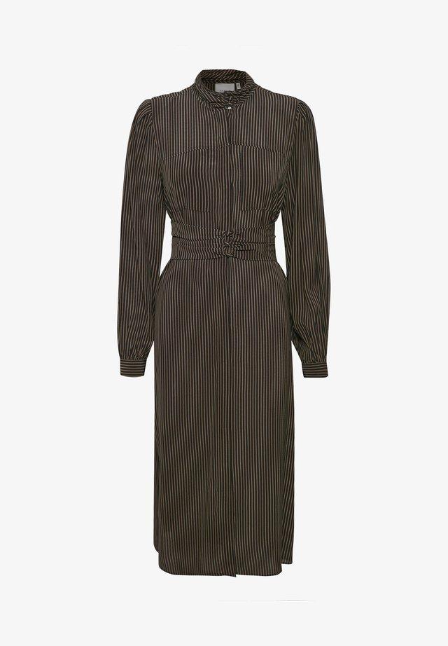 LEVIRAGZ DRESS MS20 - Shirt dress - black w capers