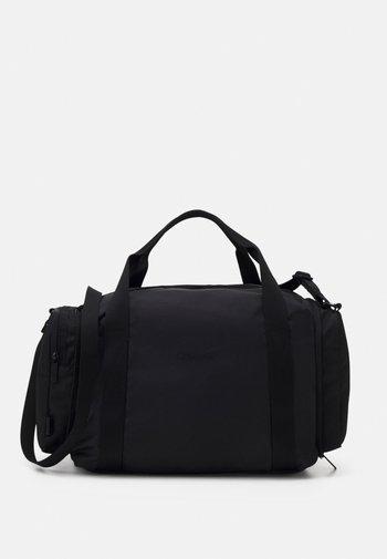 PACKABLE - Weekend bag - black