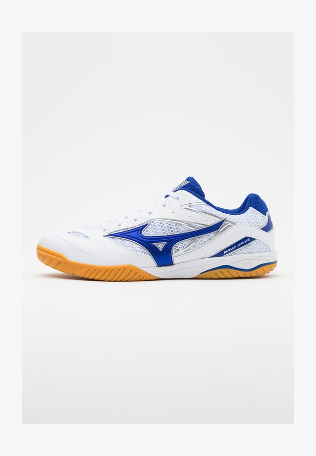 WAVE DRIVE 8 - Scarpe da fitness - white/reflex blue