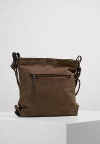 TOM TAILOR - ELIN - Across body bag - taupe - 2