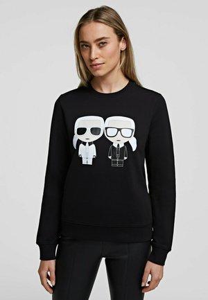 GEMINI - Sweatshirt - black
