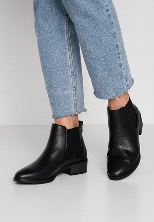 CONIPERDA - Kotníková obuv - black