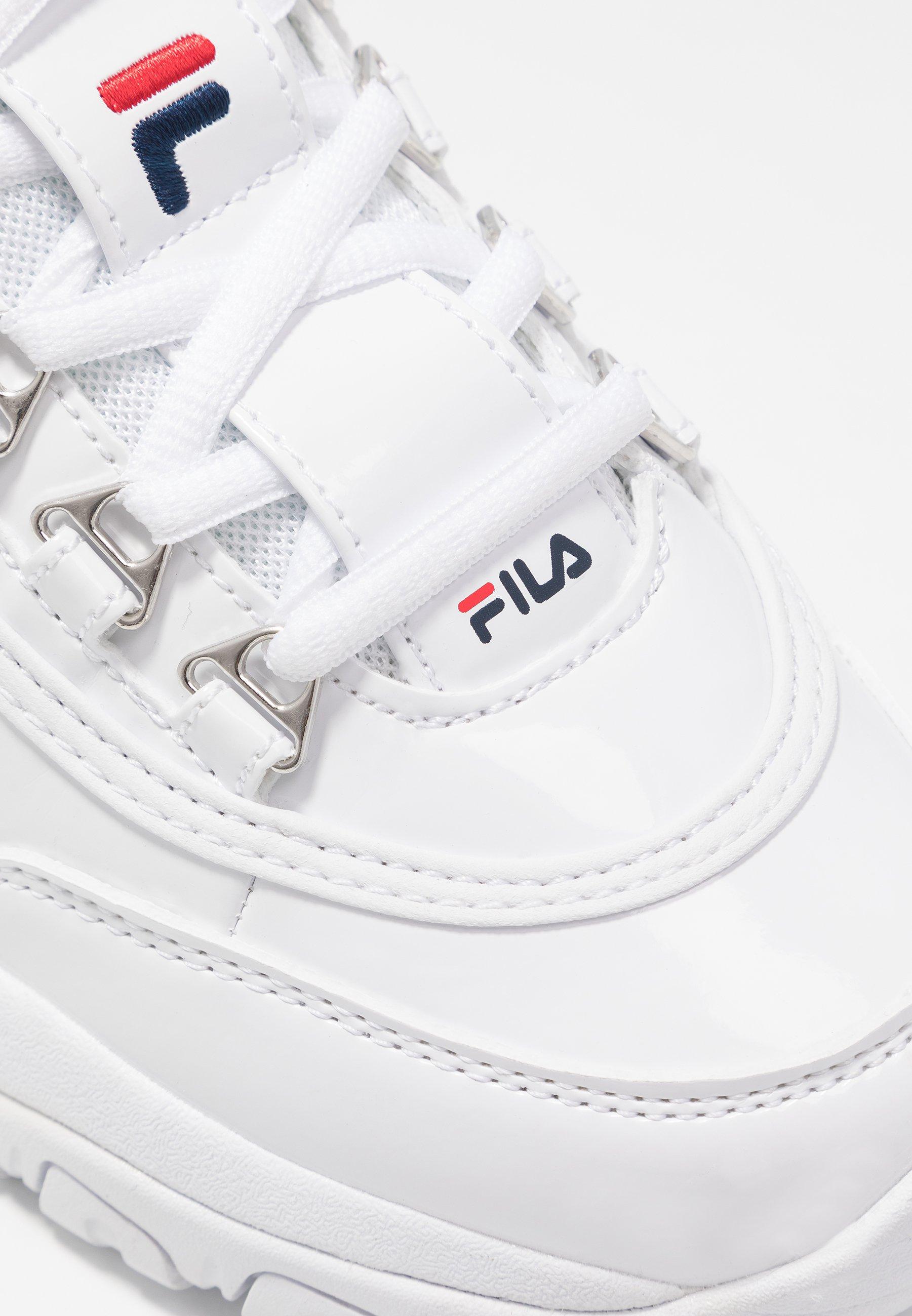 Fila STRADA Sneaker low white/weiß