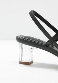 Polo Ralph Lauren - Sandály - black - 2