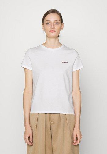 Basic T-shirt - ivory