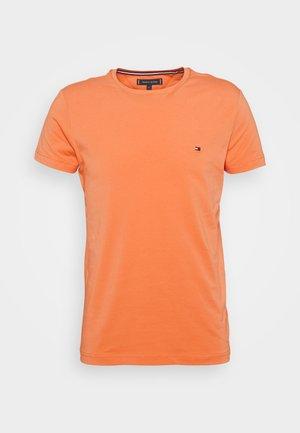 STRETCH SLIM FIT TEE - Basic T-shirt - summer sunset