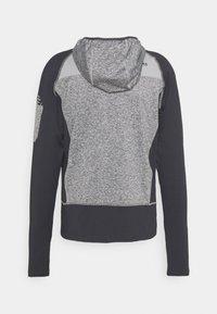 Icepeak - BERKSHIRE - Fleece jacket - anthracite - 1