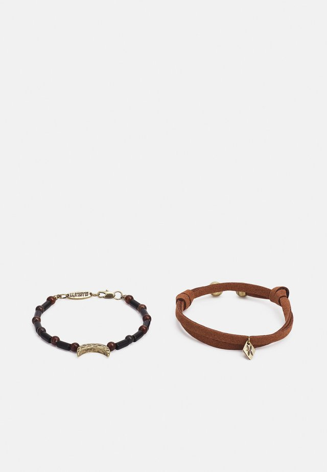 DESERT SUNSET CRESCENT WRISTWEAR 2 PACK - Armbånd - gold-coloured