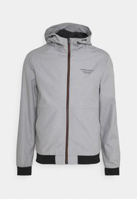Jack & Jones - JJESEAM - Lehká bunda - light grey melange - 0