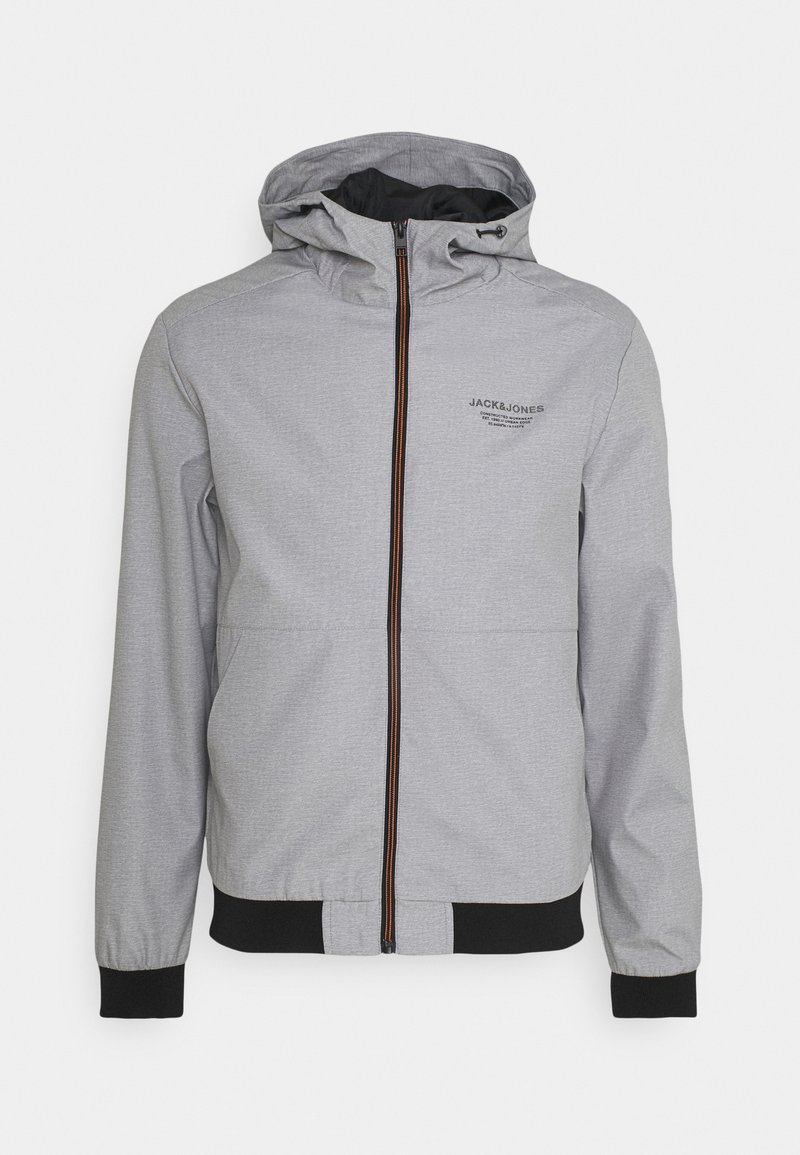 Jack & Jones - JJESEAM - Lehká bunda - light grey melange