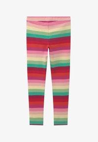 J.CREW - STRIPE - Leggings - red/green/multi-coloured - 2