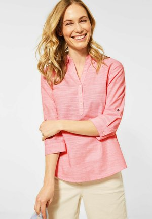CHAMBRAY  - Blouse - pink