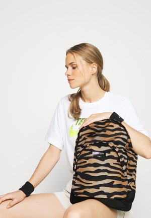SERENA BACKPACK - Reppu - beige/black