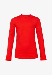 WE Fashion - T-shirt à manches longues - red - 0