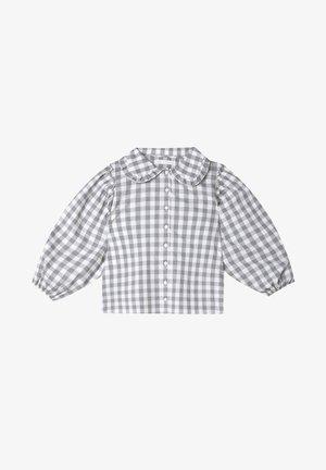 MIT BUBIKRAGEN - Shirt - grey