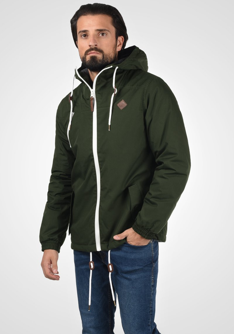 Solid - TILDEN - Light jacket - Climb Ivy
