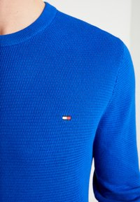 Tommy Hilfiger - CREW NECK - Jumper - blue - 5