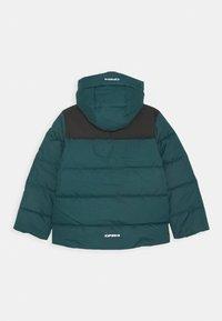 Icepeak - KERPEN JR - Zimní bunda - antique green - 1