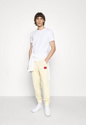 ROUND 2 PACK - Basic T-shirt - white/grey