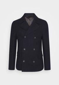 Isaac Dewhirst - PEA COAT - Lehká bunda - dark blue - 4