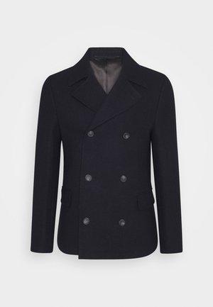 PEA COAT - Summer jacket - dark blue