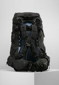 Osprey - ROOK - Mochila de trekking - black - 3