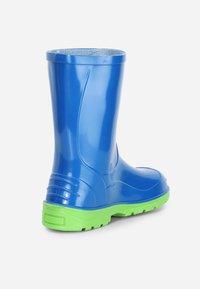 Ladeheid - Wellies - blue/green - 2