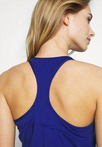Nike Performance - TANK ALL OVER  - Camiseta de deporte - deep royal blue - 3
