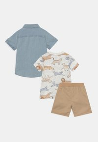 Carter's - SET - T-shirt z nadrukiem - beige - 1