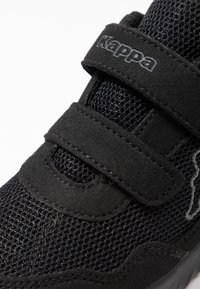 Kappa - CRACKER II OC - Sportschoenen - black/grey - 5