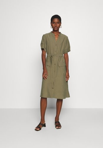 TIFFCR DRESS - Shirt dress - sea turtle