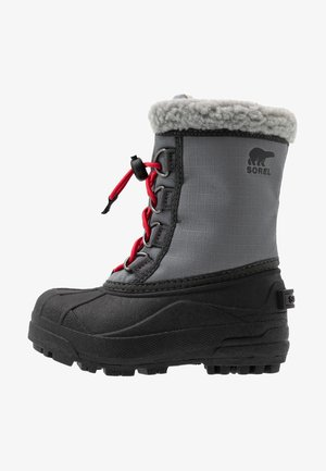 CUMBERLAND - Botas para la nieve - city grey/coal