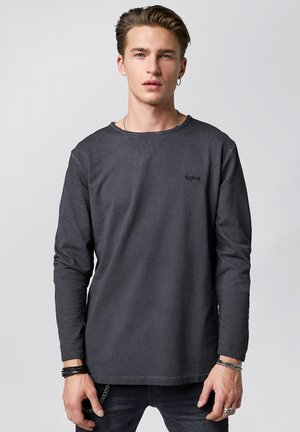 SCOTTY - Long sleeved top - vintage black