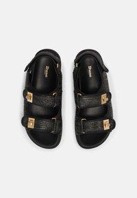 Dune London - LOCKSTOCKK - Sandals - black - 4