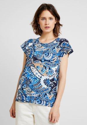 FELICITY - Print T-shirt - powder blue
