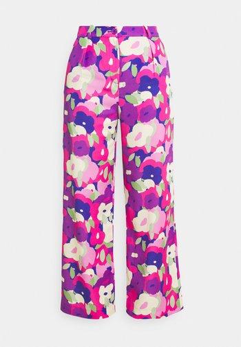 Pantalon classique - lilac purple bright