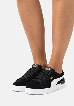 JADA - Baskets basses - black/white/team gold