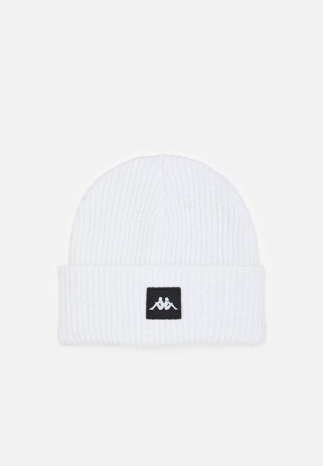 HOPPA UNISEX - Beanie - bright white