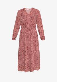 Moss Copenhagen - RIKKELIE - Korte jurk - light pink - 4