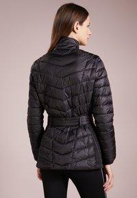 Barbour International - GLEANN QUILT - Light jacket - black - 2