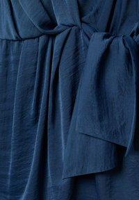 Violeta by Mango - COURT FLUIDE - Jumpsuit - bleu électrique - 5